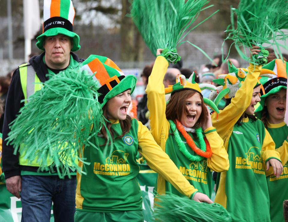 17th March St. Patrick's Day