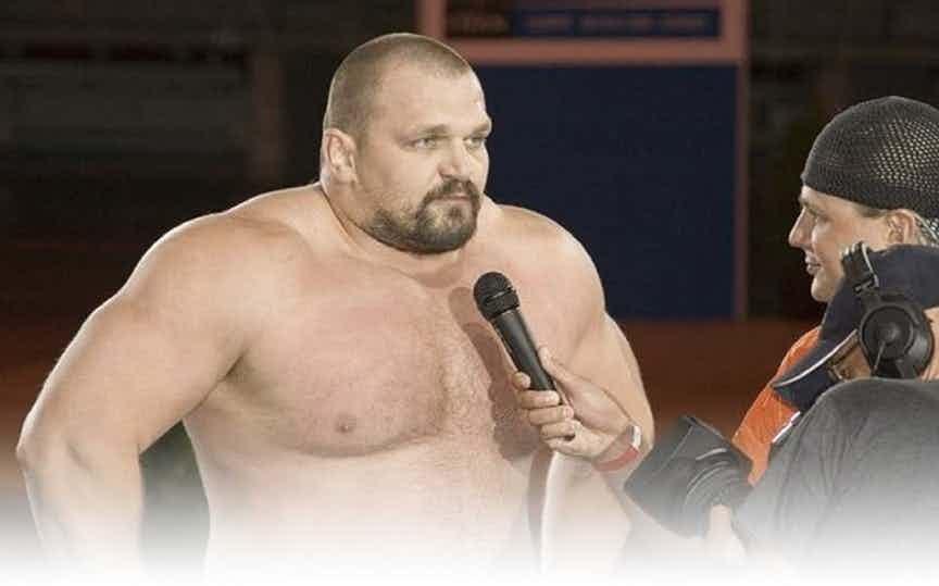 Vasyl-Strongman